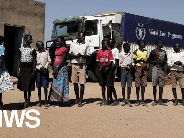 Nobelprijs voor de Vrede is voor Wereldvoedselprogrammavan de VN
