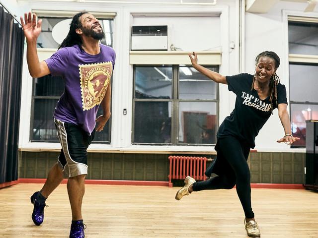 Dormeshia: 'We're Just Swinging'