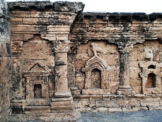 Sirkap, la cité grecque que j'ai visité au coeur du Pakistan