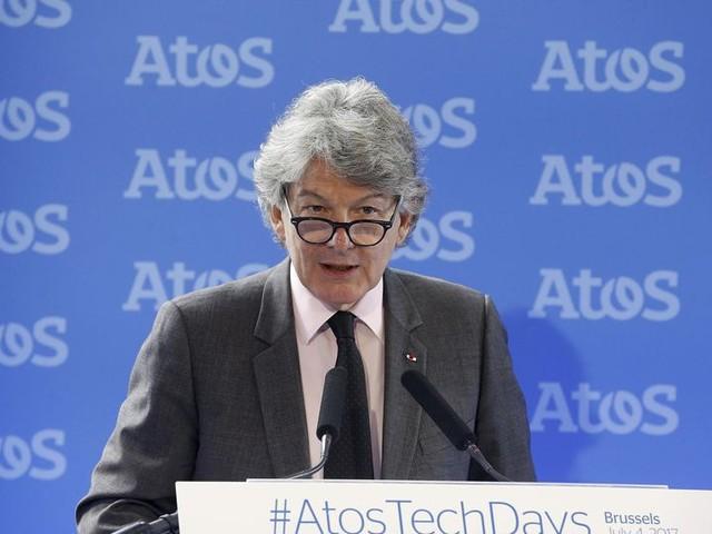Franse eurocommissaris Thierry Breton krijgt groen licht van Europa, inbreukprocedure geopend tegen VK