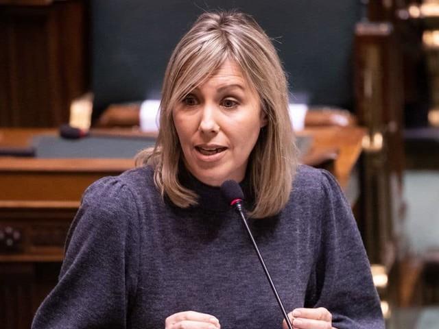"""Le retrait belge d'Afghanistan aura lieu """"avant l'été"""", confirme Ludivine Dedonder"""