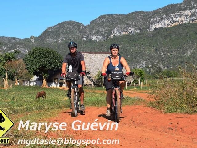 Cuba à vélo, voyage économique de 5 mois!