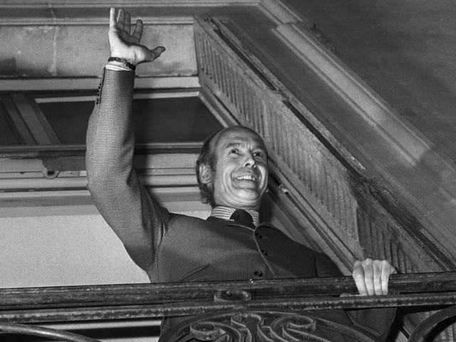 «Giscard représente un art de gouverner qui n'existe plus»