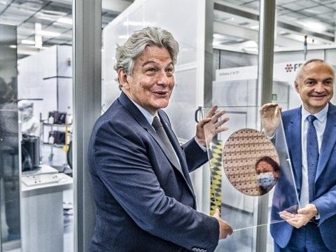 In de 'space race' om chips wil iedereen een stukje van Leuven