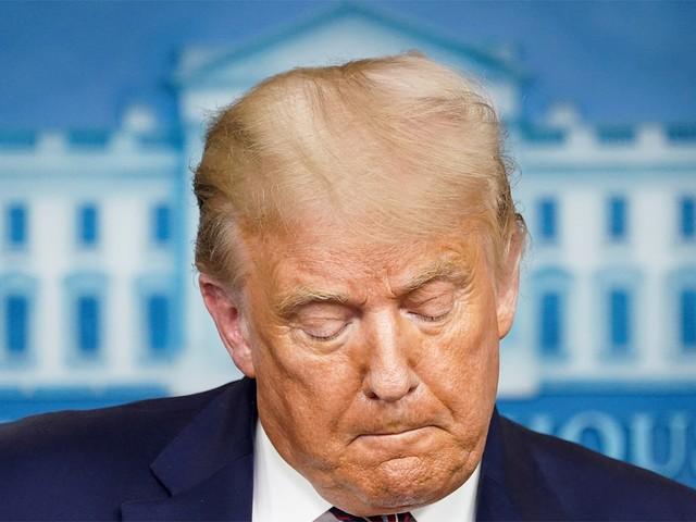 Trump wil haar sneller kunnen wassen