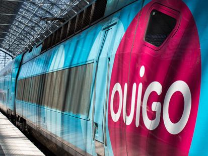 OUIGO : billets de train à moins de 25€ pour partir en dernière minute en février 2021