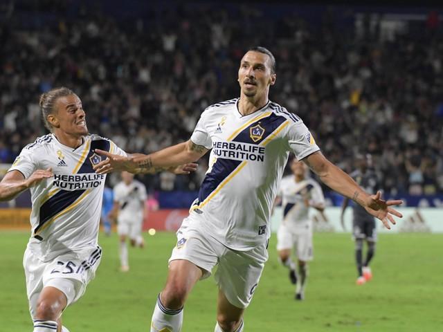 Goed nieuws voor de fans: Zlatan Ibrahimovic doet er jaartje bij in Los Angeles