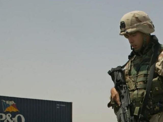 Trois roquettes atteignent l'aéroport de Bagdad où sont postés des Américains