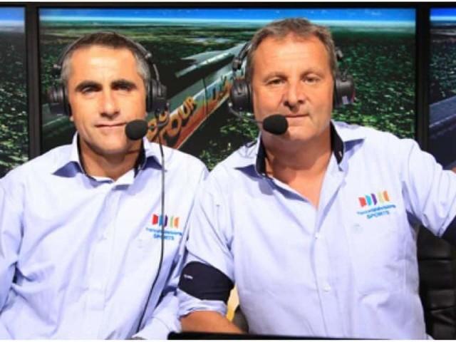 Thierry Adam a bouclé son dernier Tour et quitte France Télévisions