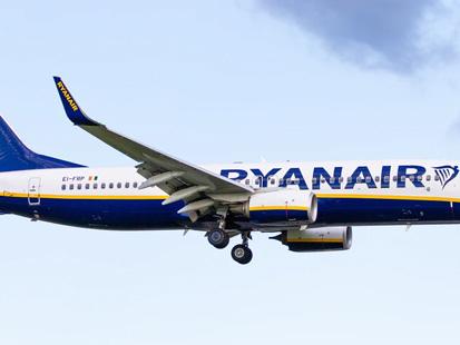 Ryanair : des billets d'avion à bas prix pour voyager d'avril à octobre 2021