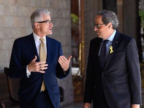 'Waarom zitten Catalaanse politici nog in cel?'