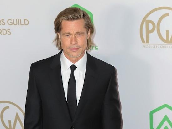 Brad Pitt et Jennifer Aniston réunis pour les SAG Awards