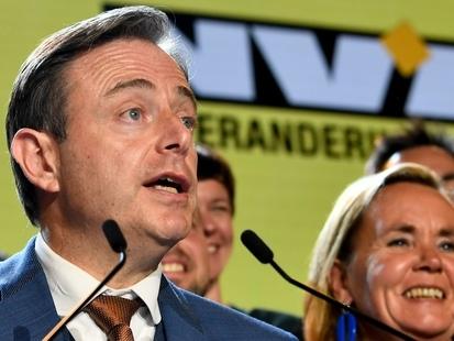 """De Wever: """"Si on est raisonnable, il faudrait jouer la carte du confédéralisme"""""""