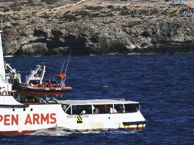 La situation en Méditerranée, de plus en plus critique