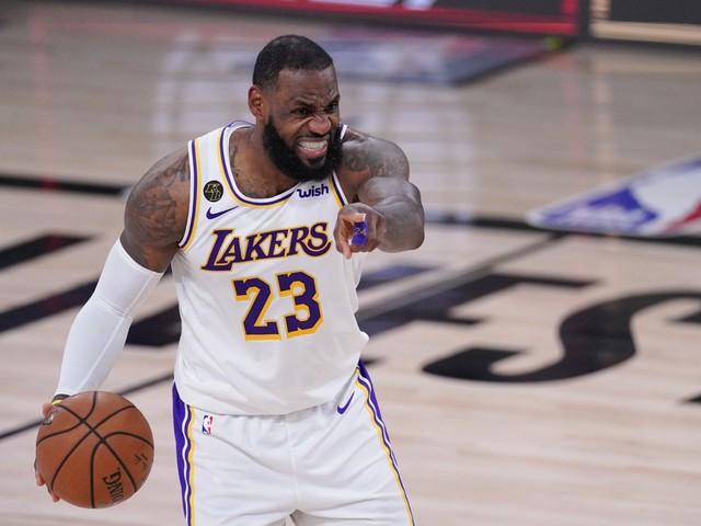LeBron James heeft een zoveelste record beet in de NBA