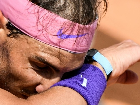 Masters 1000 de Rome: Nadal passe de justesse en quarts