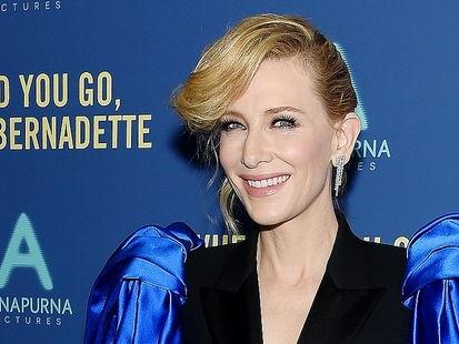 """Cate Blanchett songe à la retraite : """"Il est temps pour moi d'arrêter"""""""