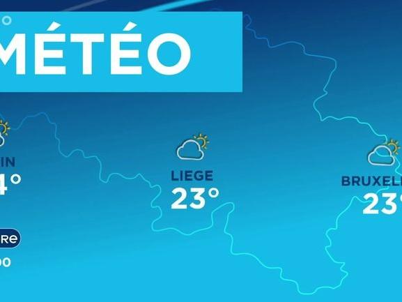 La météo - 06/09/2021