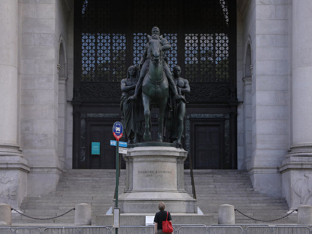 Unanimous Vote Is Final Step Toward Removing Roosevelt Statue