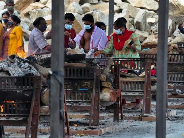 Coronavirus dans le monde: près de 4.000 décès et 412.000 nouvelles contaminations en 24 heures en Inde