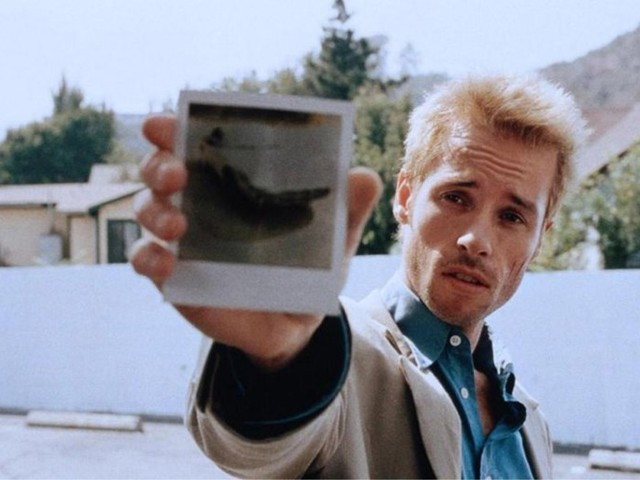 Niet vergeten: 'Memento'!