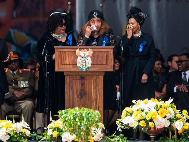 Zindzi, la plus jeune fille de Mandela et militante anti-apartheid, est décédée
