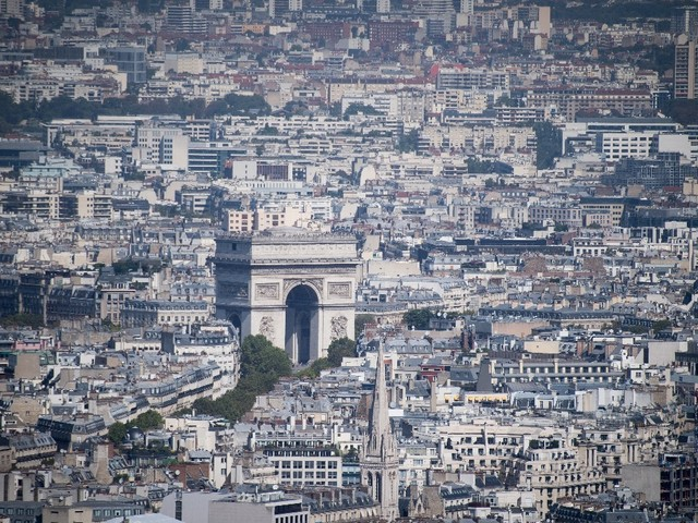 Vérifiez le niveau de pollution de votre quartier en direct avec cette carte interactive de Paris