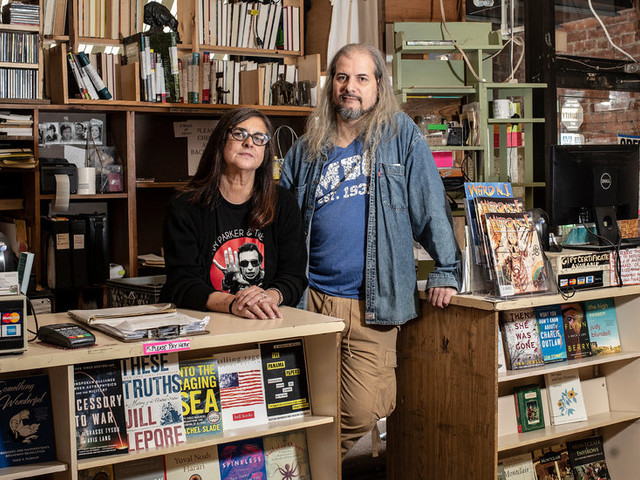 In the Jersey Suburbs, a Bookstore Whose Vibe Is Pure Narnia
