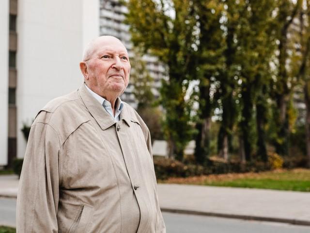 85-jarige Antwerpenaar oudste deelnemer 'First Dates'