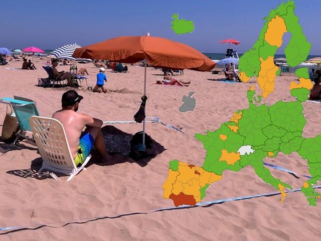 Europa kleurt almaar groener, maar deltavariant baart experts zorgen: wat betekent dat voor je reisplannen?