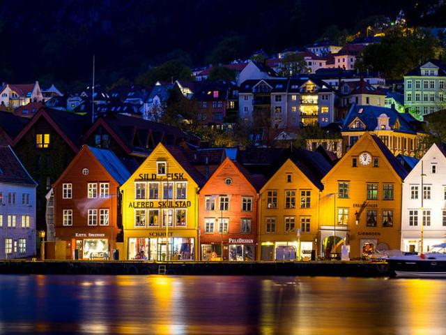Tourisme à Bergen : un week-end au pays des fjords