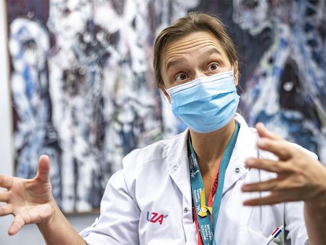 """Erika Vlieghe: """"Ik vraag me vaak af wat ik eigenlijk in die overlegcomités zit te doen"""""""