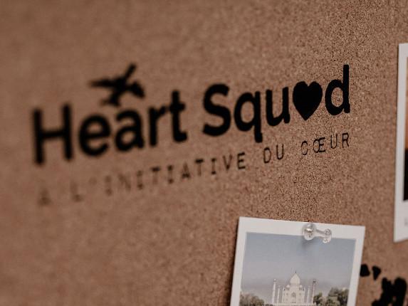 Découvrez l'humanitaire nouvelle génération avec Heart Squad