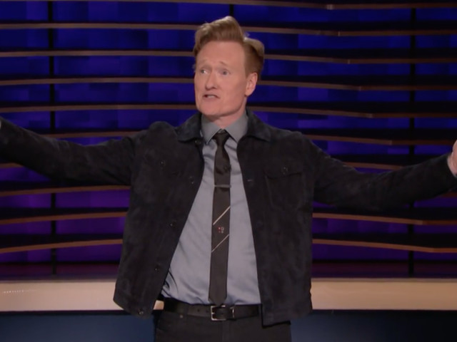 Best of Late Night: Conan O'Brien Has a New Look, but a Familiar Approach