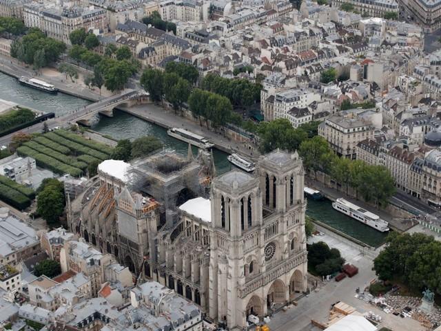Le Parlement donne un cadre à la reconstruction de Notre-Dame