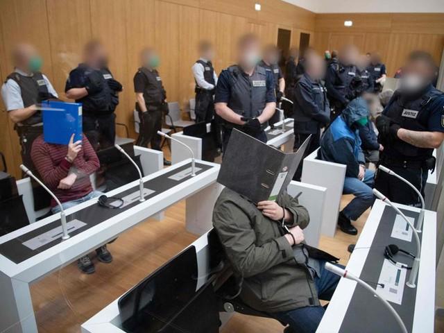 Gruppe S wilde een burgeroorlog in Duitsland ontketenen