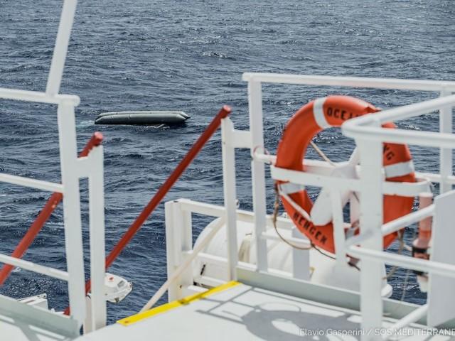 Au moins 130 migrants se seraient noyés en Méditerranée