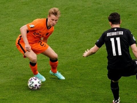 Italië en Nederland ploegen van de groepsfase in het EK
