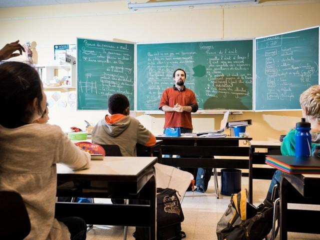 Salaire, charge de travail... face aux autres pays développés, nos enseignants ne sont pas si mal lotis