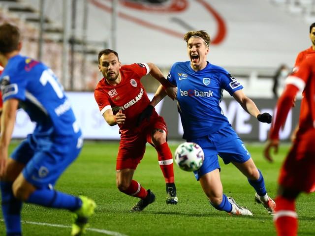 KRC Genk opent play-off 1 met trip op vrijdag 30 april naar… Antwerp