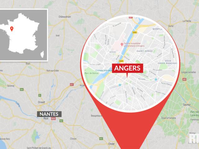 Angers : un homme se défenestre avec sa fille de 3 ans dans les bras