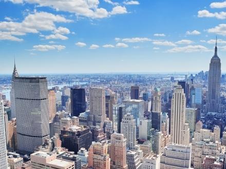 Destination de la semaine : New York