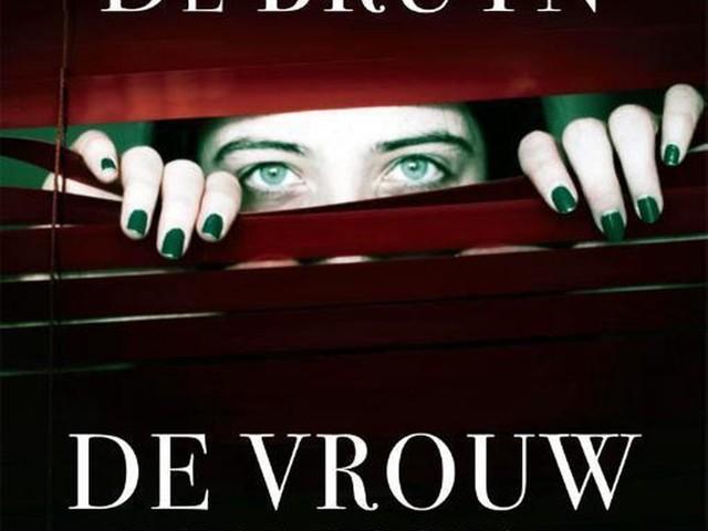 BOEK. Patrick De Bruyn - De vrouw die liefhad