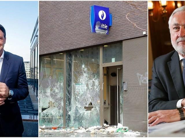 """""""Ras-le-bol du spectacle que Bruxelles donne en matière de violence"""" : vers des peines durcies contre ceux qui attaquent les biens de la police ?"""