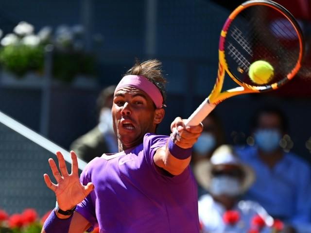 Tennis: Nadal tombe en quarts à Madrid, comme à Monte-Carlo