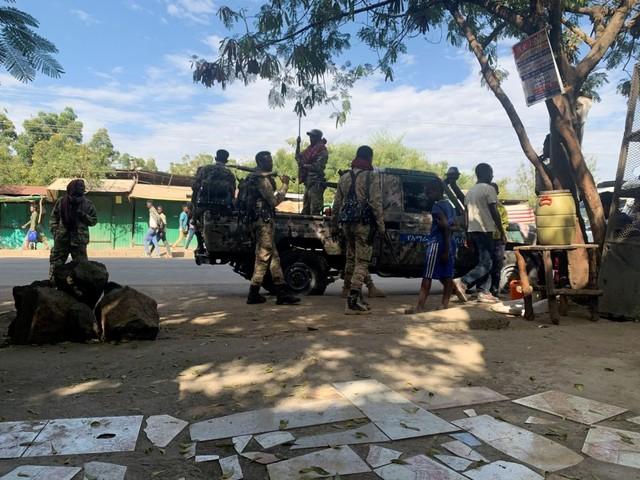 Ethiopie: Trois journalistes arrêtés dans la région du Tigré