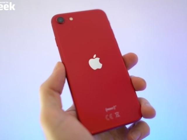 Outre son prix, l'iPhone SE de 2022 offrirait un argument choc