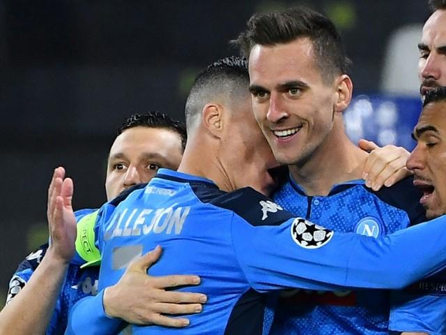C1: Liverpool et Naples qualifiés pour les 8es