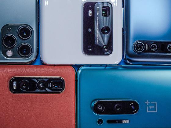 Top 10 : quels sont les meilleurs smartphones en photo (juillet 2021)