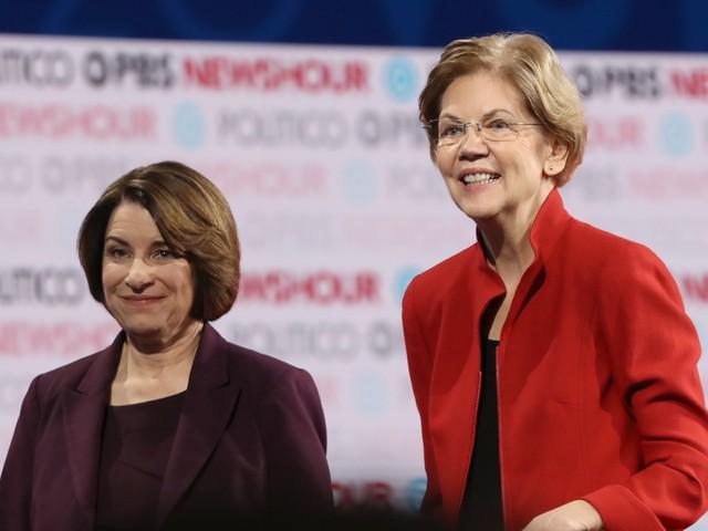 New York Times steunt twee democratische presidentskandidaten